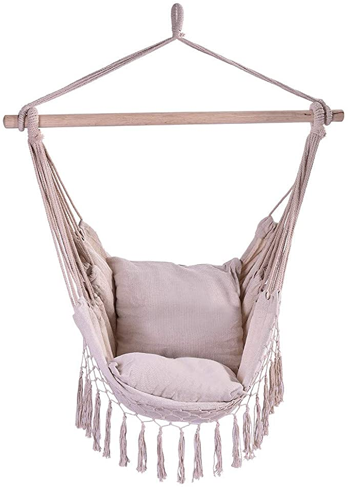 Dasuy Hammock Swing Chair Hanging Rope Chair
