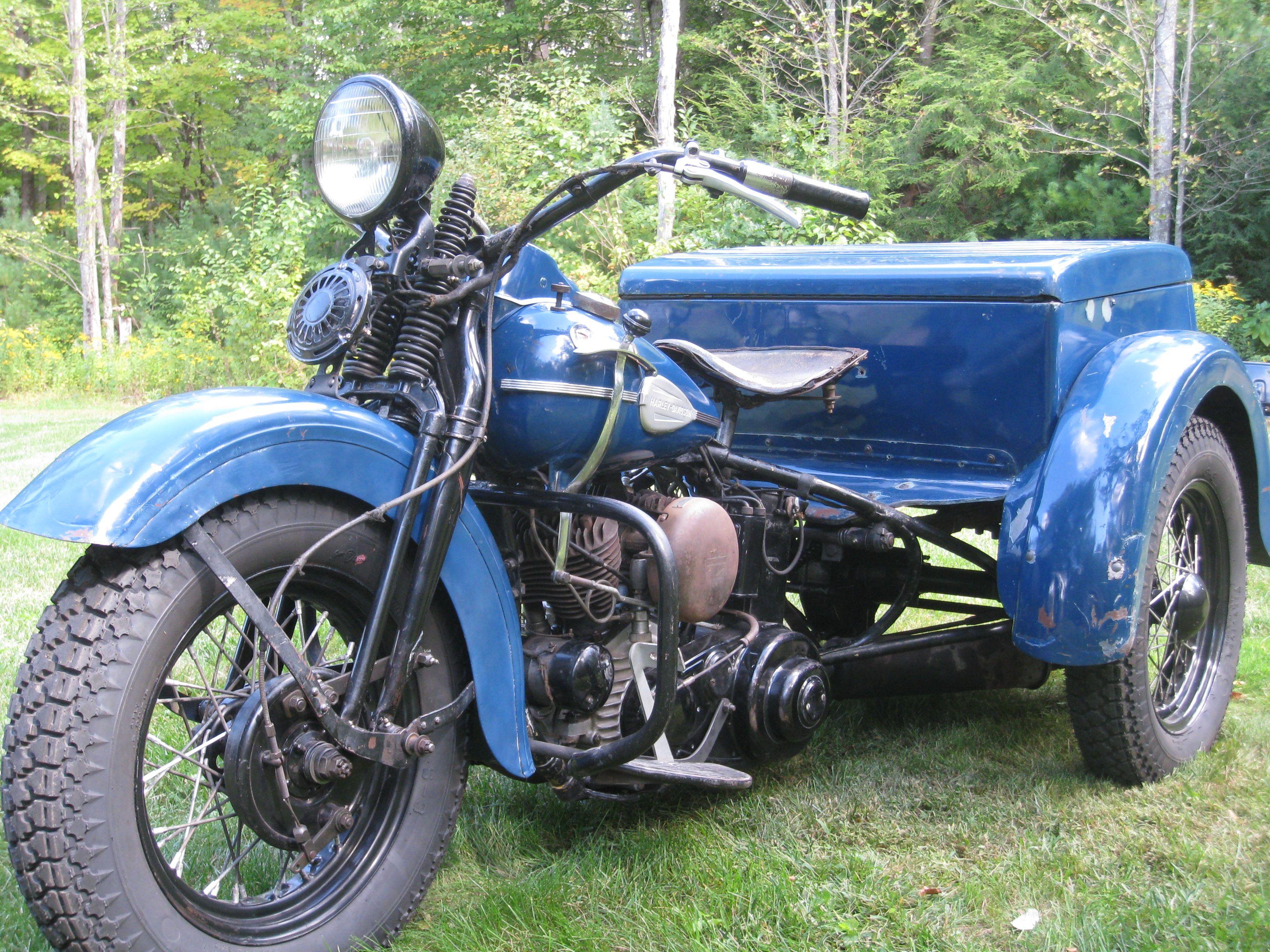 Harley Davidson Servi Car Google Search Motorrad Mannerhohle Garage