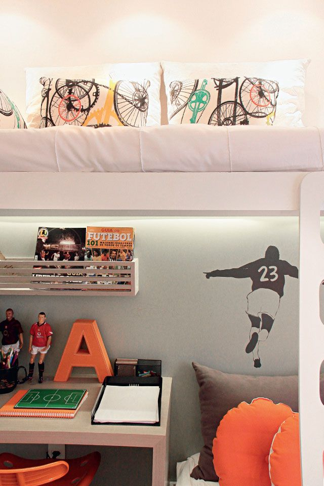 Quarto do esportista