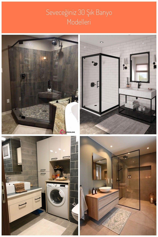 30 Stylish Bathroom Models You Ll Love Badezimmer Renovieren Ideen In 2020 Bathroom Model Stylish Bathroom Bathrooms Remodel
