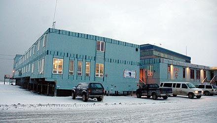 Barrow North Pole Alaska Only Hotel