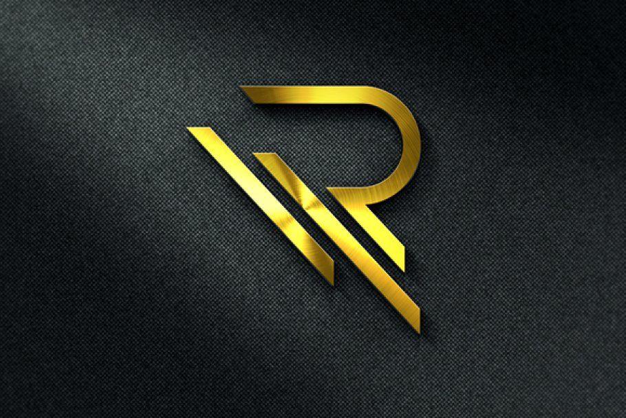 Letter R Logo Template Logo templates, Letter logo
