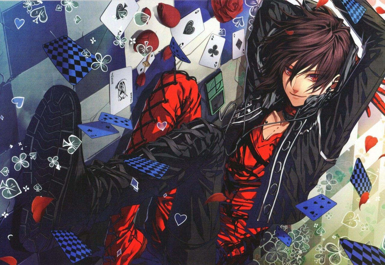 Img anime boys pinterest anime amnesia and hottest anime