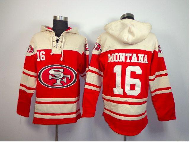 San Francisco 49ers Lacer - Joe Montana  6e0138b32