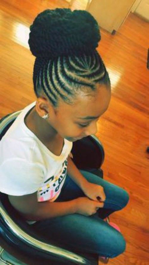 Black Kids Hairstyles With Braids Beads And Accessories Natural Hairstyles For Kids Cool Braid Hairstyles Natural Hair Styles