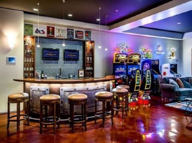 What You Should Do To Find Out About Basement Bar Ideas On A Budget Diy Man Cave 6 images