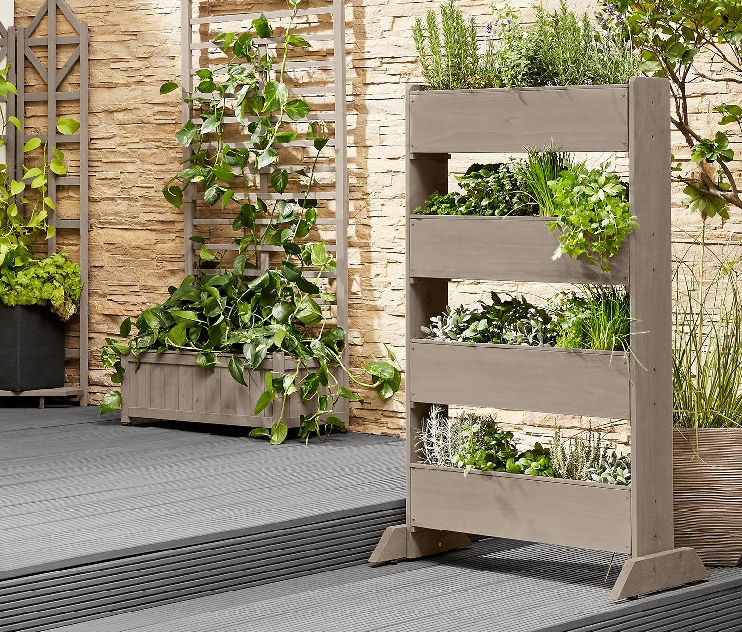 Ladder Decor Garden Outdoor