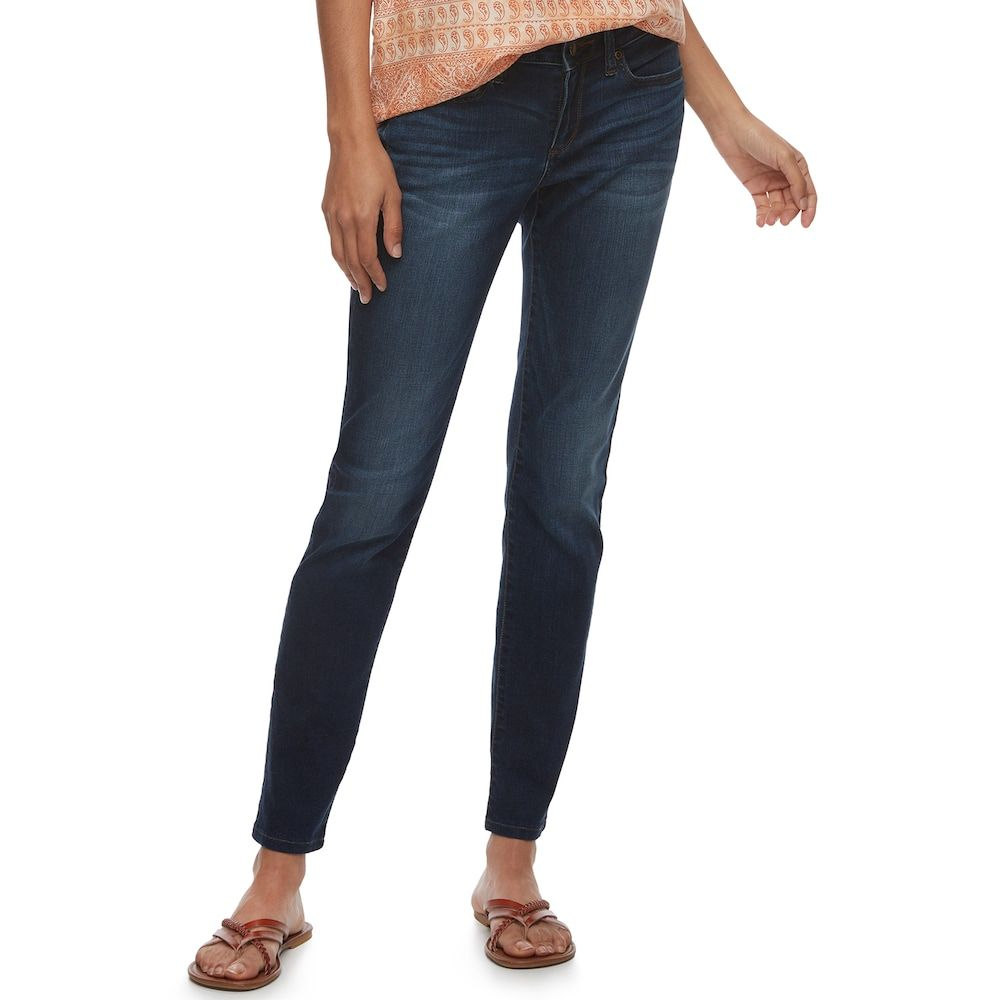 Women's SONOMA Goods for Life Supersoft Midrise Stretch