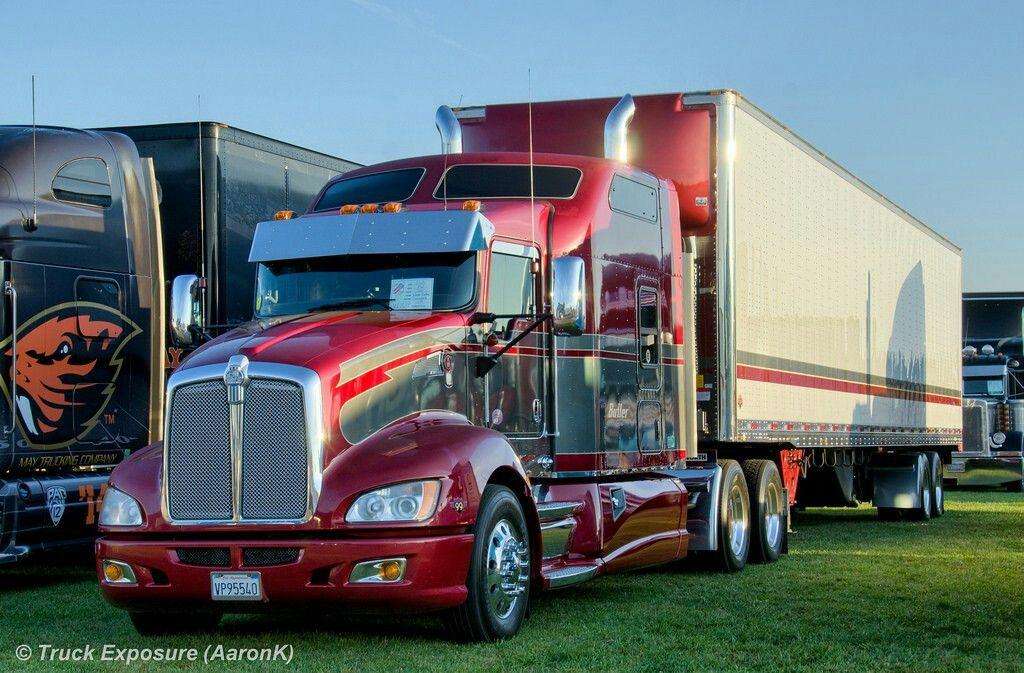 2013 Kenworth T660 Kenworth Trucks Big Trucks Peterbilt Trucks