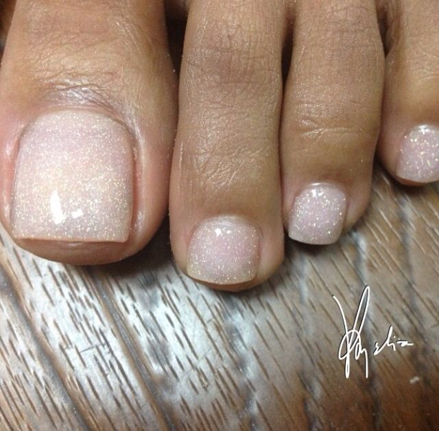 Tammy Taylor Colored Acrylic Acrylicnails Toes Acrylic Toe Nails Wedding Toe Nails Toe Nails
