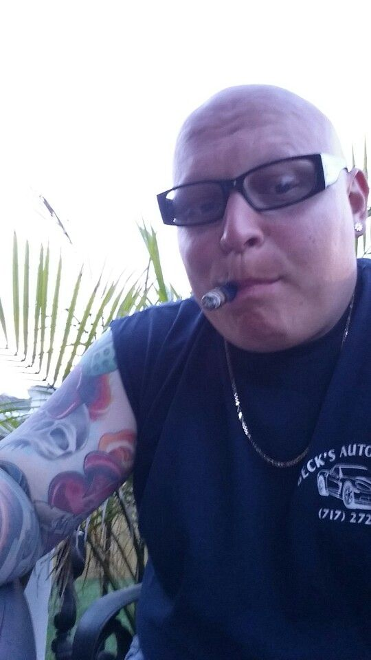 Cigars relaxing