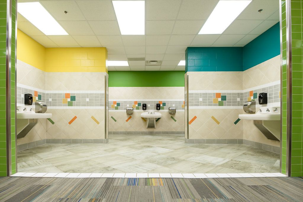 Elementary school bathroom Comfort Room Design Image Result For Elementary School Bathroom Tile Pinterest Image Result For Elementary School Bathroom Tile Education Spaces