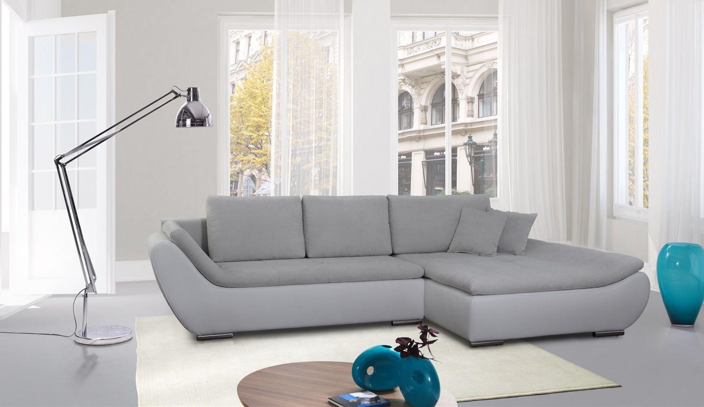 Modernes ecksofa  Modernes Ecksofa Ariva mit Schlaffunktion und Bettkasten | Sofa ...