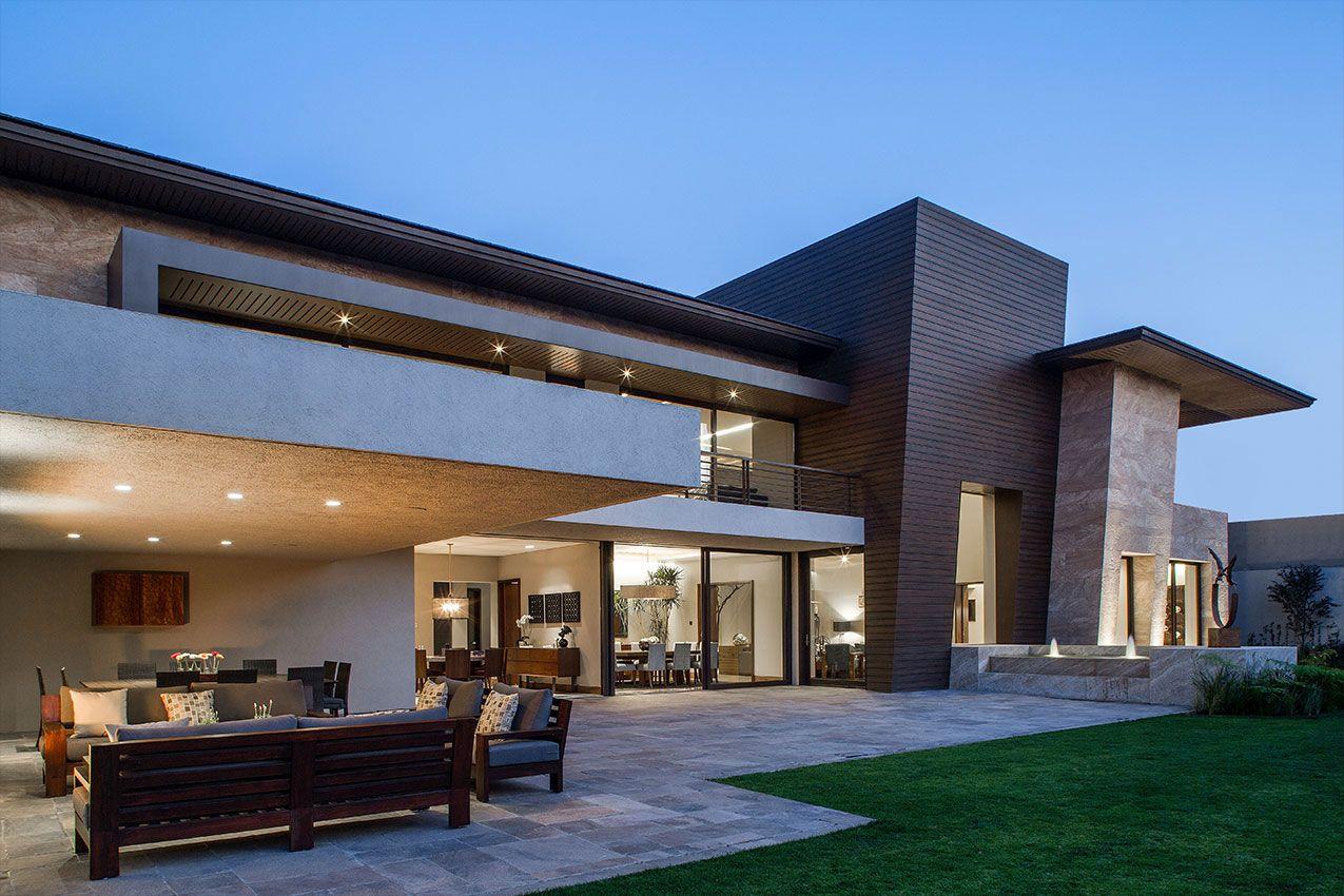 Carranza y ruiz arquitectura h o u s e en 2019 for La casa moderna