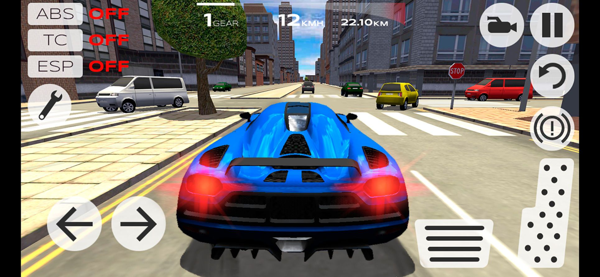 Extreme Car Driving Simulator Sports Games Racing Ios Car Games Car Driving Games