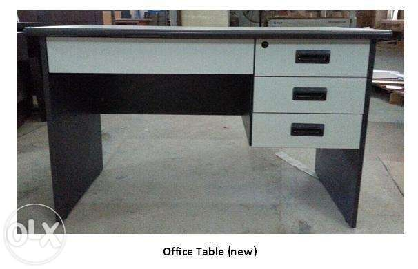 Office Table Melamine Finish For Sale Philippines Find Brand New Office Table Melamine Finish On Olx Office Table Home Tools Office