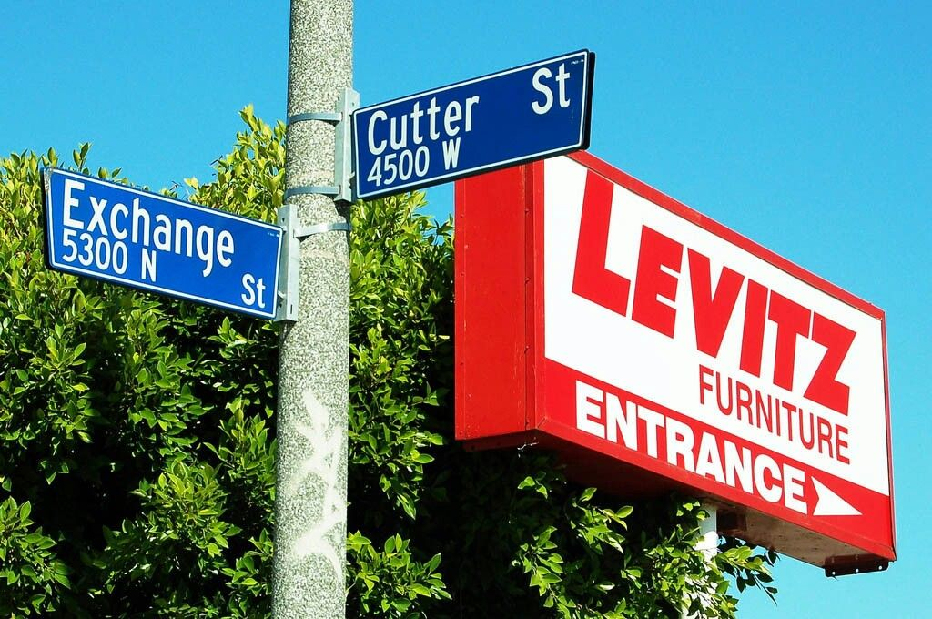 Levitz Furniture Sign Levitz Furniture Pinterest Furniture And