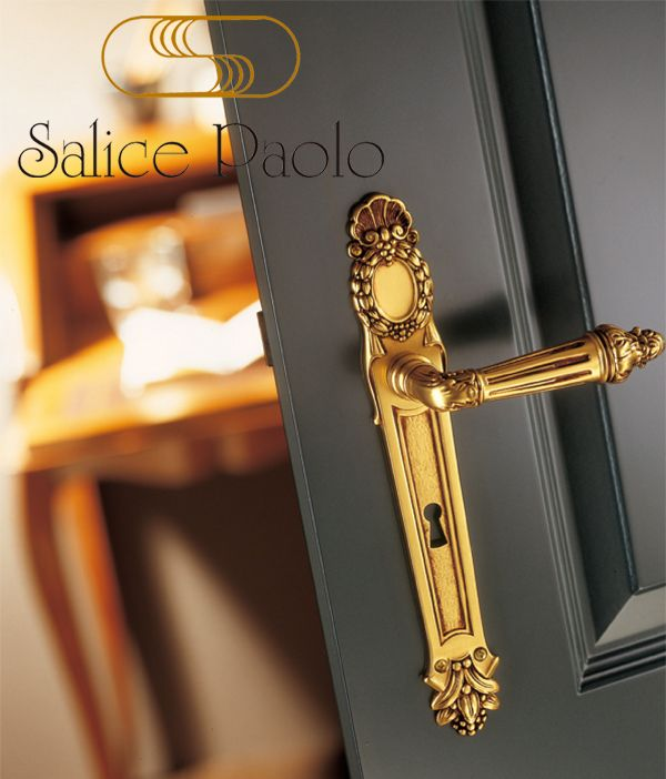 Salice Paolo Pdf Door Handles Doors Classic Doors