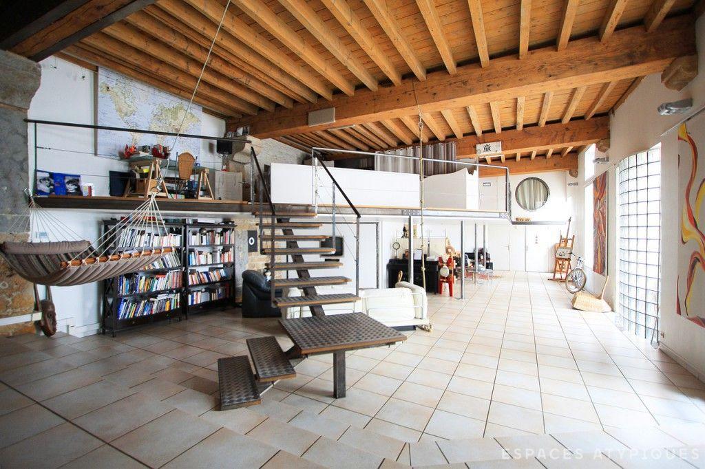 lyon atelier de canut esprit loft espaces atypiques lyon pinterest lyon esprit et atelier. Black Bedroom Furniture Sets. Home Design Ideas