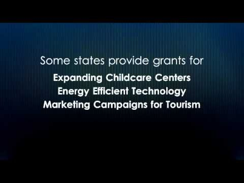 State Government Grants -- Business Funding Tip