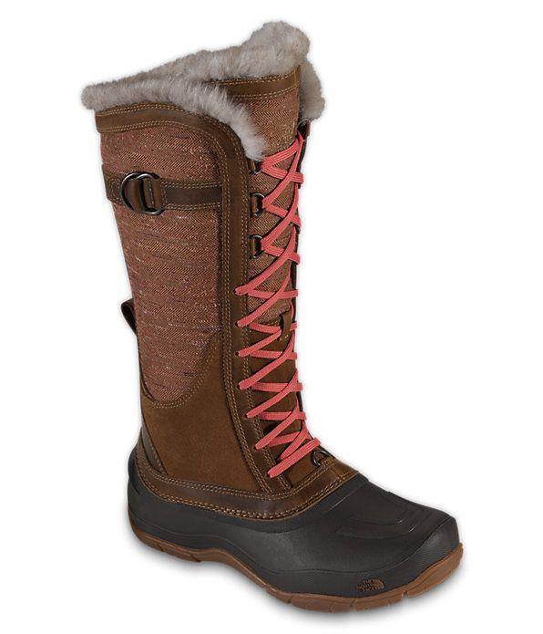 Footwear · The North Face Women's Shoes WOMEN'S SHELLISTA LACE LUXE