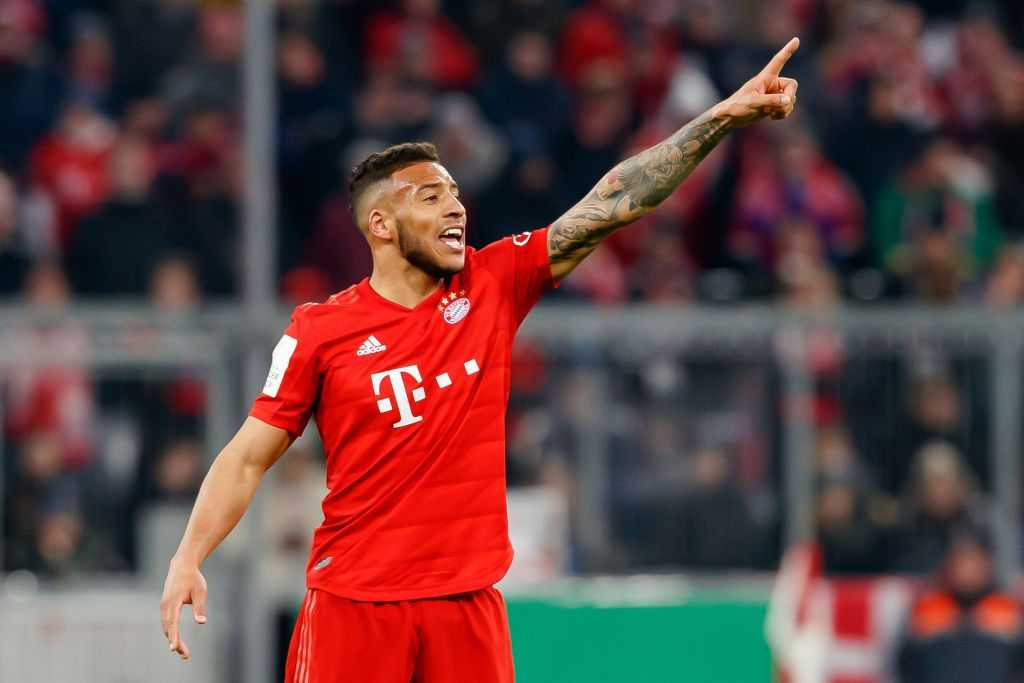 Manchester United Made Unsuccessful Move For Bayern Munich Star Corentin Tolisso Fcbayern Manchester Unite In 2020 Bundesliga Manchester United Manchester