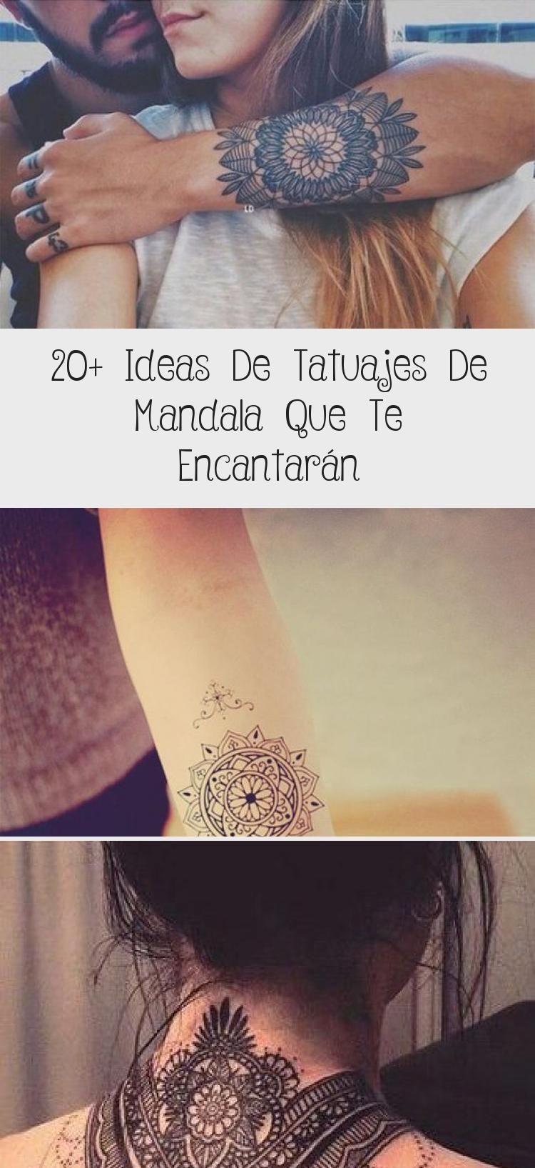 Photo of 20+ Mandala Tattoo Ideen, die Sie lieben werden – Tattoos