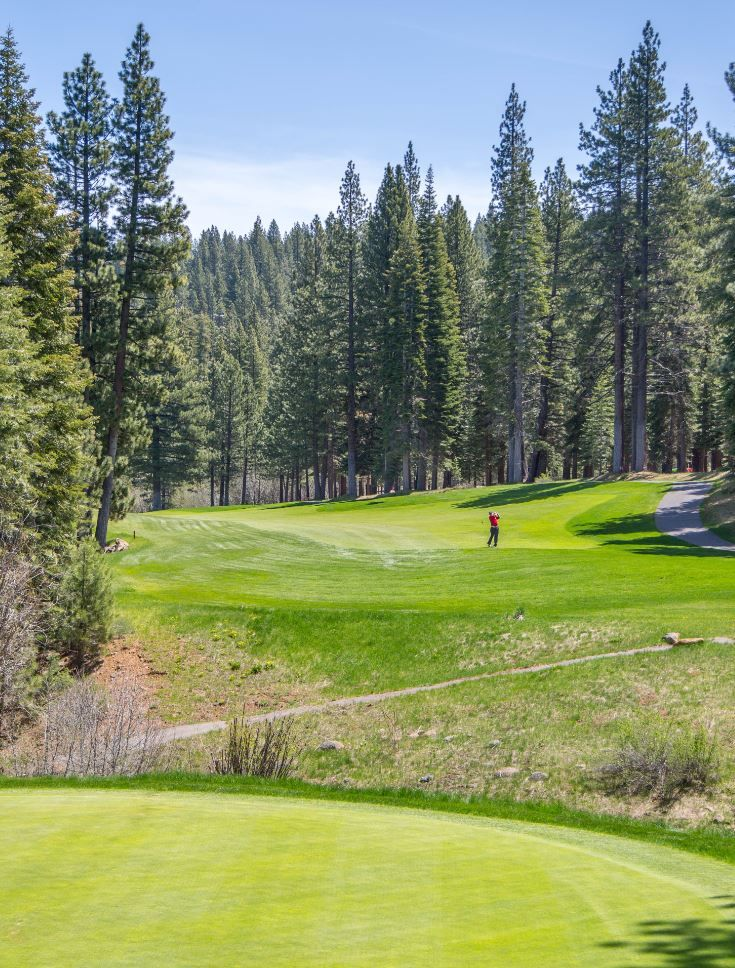 The Golf Course is open now and looking amazing! || Golf Season Passes on Sale || Northstar California Resort