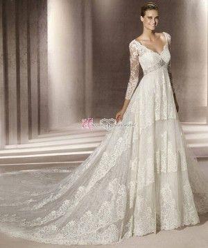 Günstig Hochzeitskleid