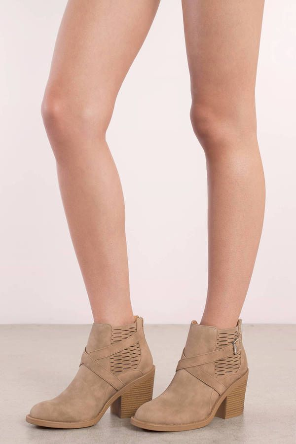 abc079c57f1 Looking for the Marcel Camel Ankle Booties