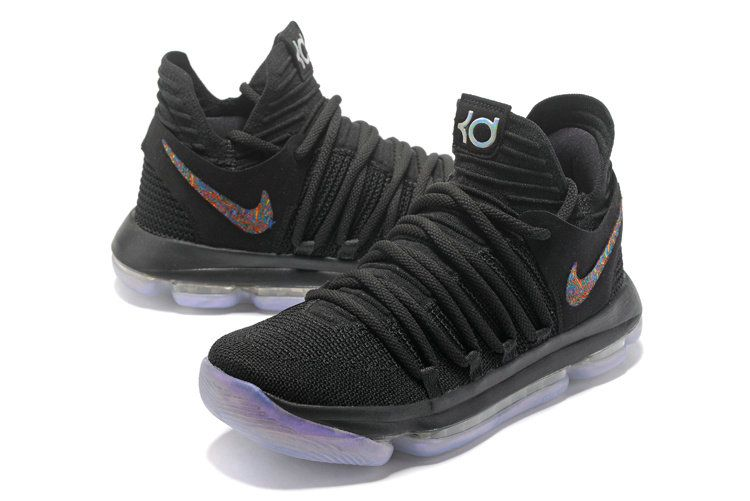 purchase cheap 22470 10290 2017-2018 Newest And Cheapest Authentic KD 10 X Anniversary Black
