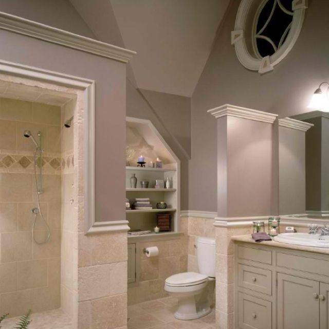 partition wall bathroom make it pretty pinterest
