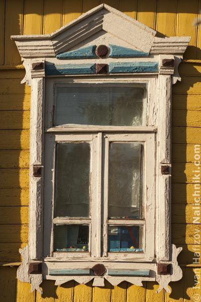 Наличник Юхнова Калужской области 6
