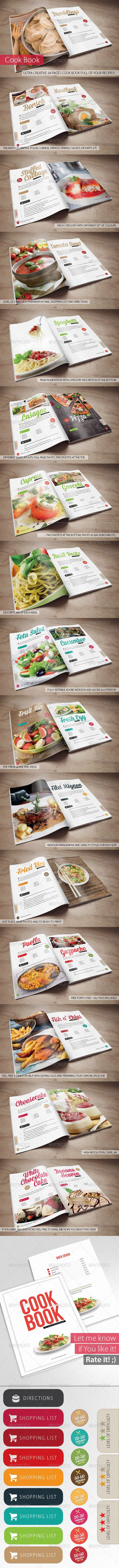 cook book your recipes book stuff dishes and creative