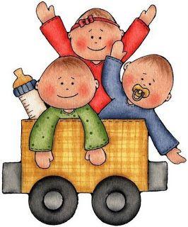 Tren de ninos para imprimir | Детские темы, Детские ...
