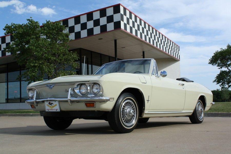 1968 Chevrolet Corvair Monza Convertible Happy Days Dream Cars Chevrolet Corvair Chevrolet Dream Cars