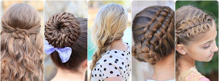 Cute Girl Hairstyles Adorable Cute Girls Hairstyles  Google Search  Hair  Pinterest  Girl
