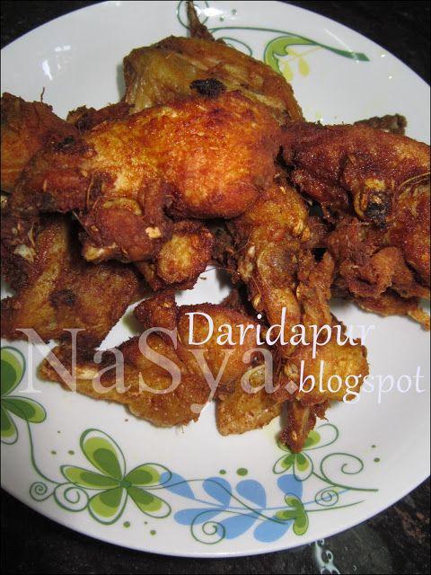 Dari Dapur Nasya Ayam Goreng Berempah