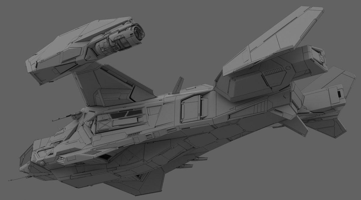 Spaceship 3d Model Spaceship 3d Model Spaceship Space Fighter