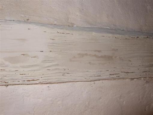 Faire sa peinture la chaux trucs et astuces pinterest for Peindre un mur deja peint