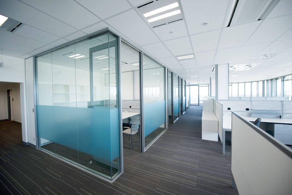Clean Divisions Office Design Pinterest Open Layout Offices And Search