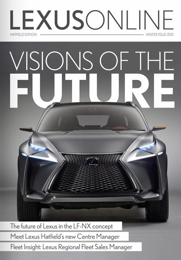 Lexus Hatfield OUT NOW!  http://cloud.idealershipmag.com/go/lexus_hatfield_winter_issue/  #Lexus #Hatfield #LexusHatfield