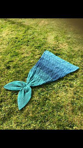 Die Mermaid Dreams ist eine Decke für Kinder.