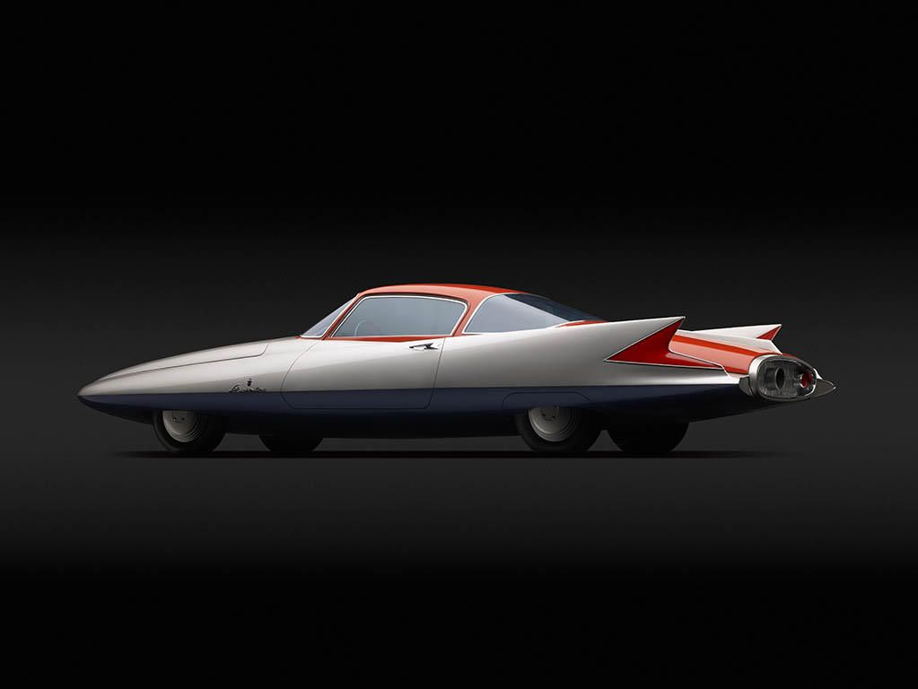 "chrysler ghia streamline Chrysler (Ghia) Streamline X ""Gilda,"" 1955. Designed by Giovanni Savonuzzi and Virgil M. Exner, the Ghia was Chrysler's nod to the aeronautical obsessions of the '50s."