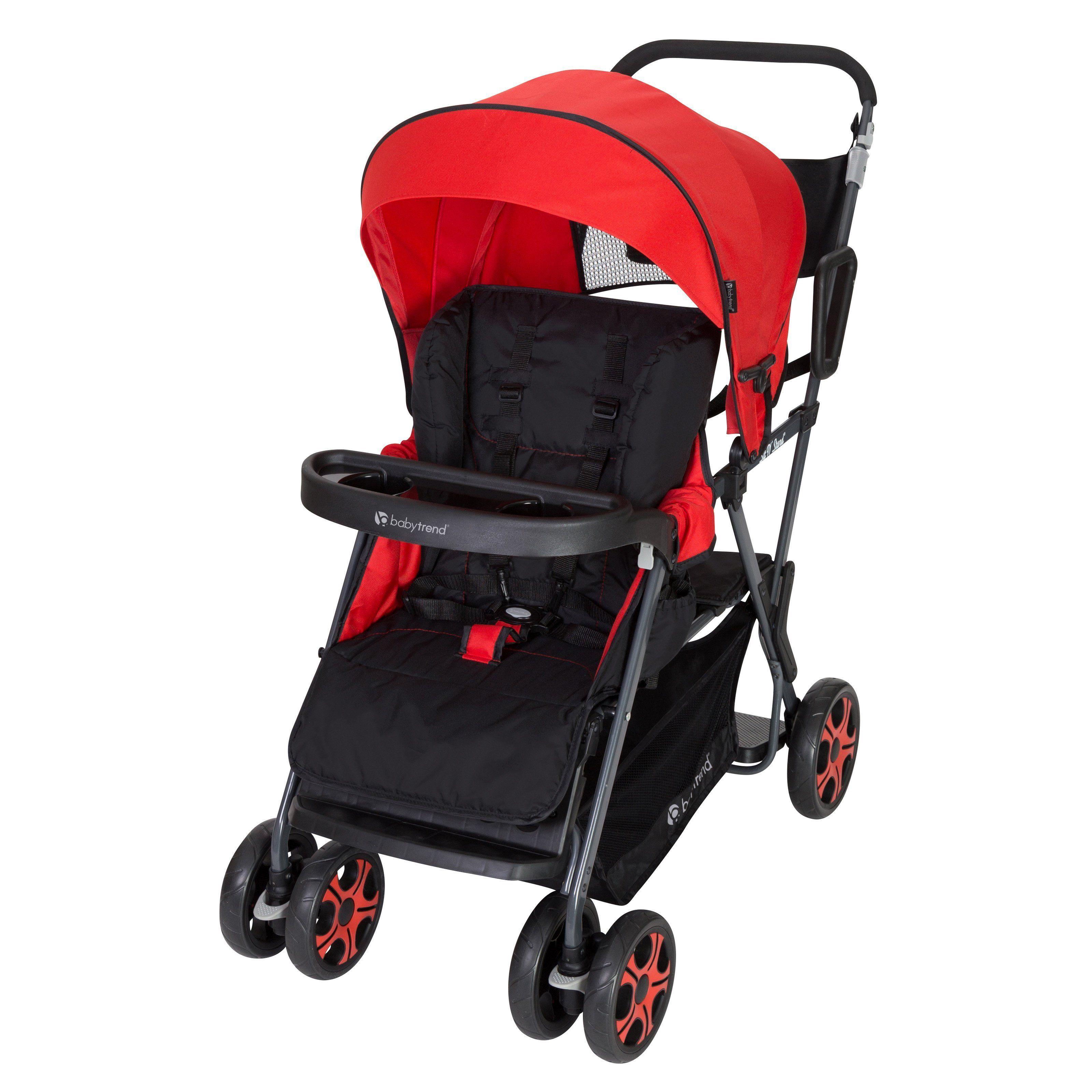Baby Trend SitNStand Sport Stroller Stanford