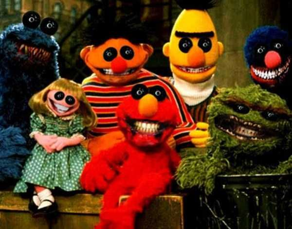 Sesame Street Fails 12 Sesame Street Sesame Street Memes Scary Kids