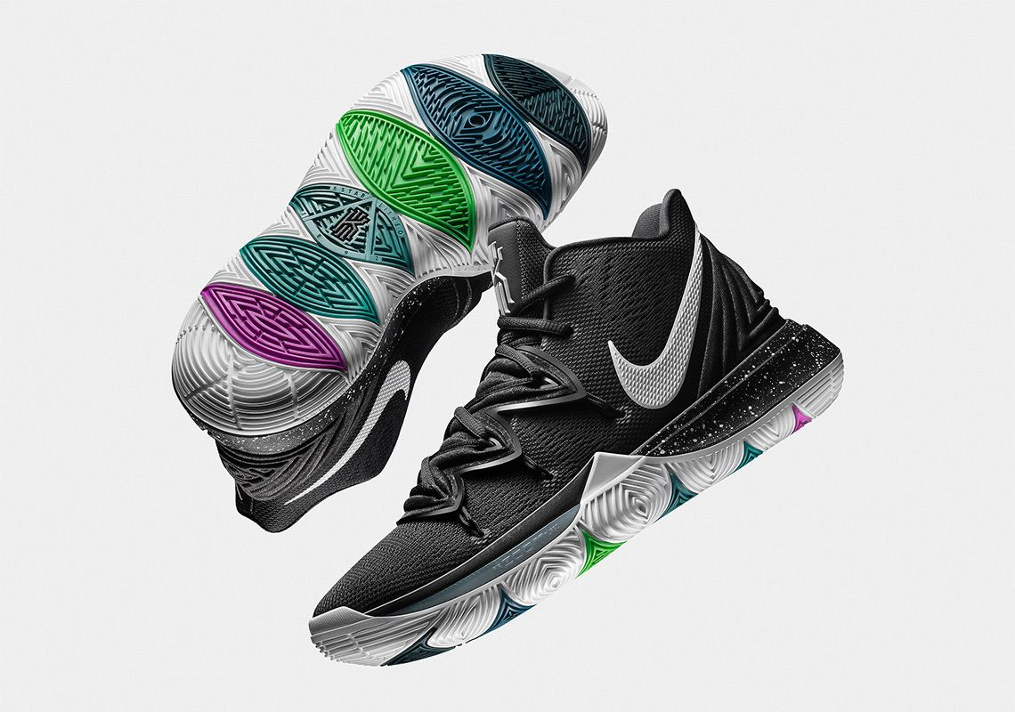 best cheap 6d779 ad195 Nike Unveils The Kyrie 5