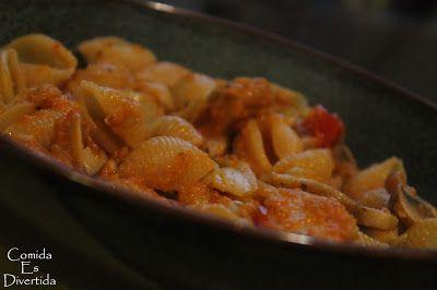 Comida es Divertida: Tomato Sauce