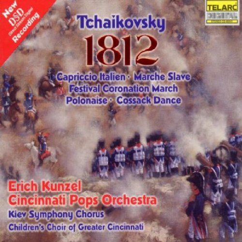 Telarc 1812 Overture New Vs Old 1812 Overture Overture Love Sites