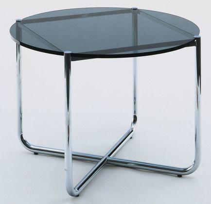 Mr Coffee Table Ludwig Mies Van Der Rohe American Born Germany